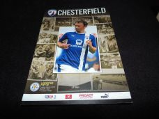 Chesterfield v Leicester City X1, 2016/17 [Fr]
